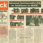 Blick article