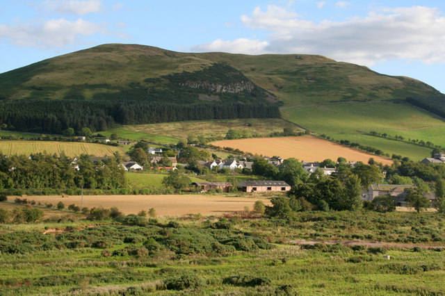 Staerough, our hill, in the Scottish Borders