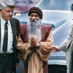 Osho in shackles